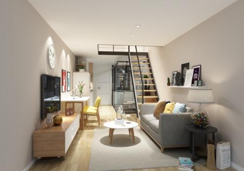 小户型公寓