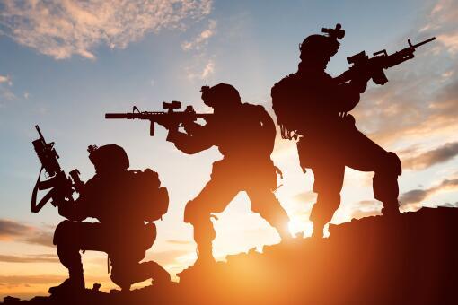 军人地位和权益保障法最新消息-摄图网