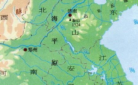 海拔在50米以下的华北平原包括哪些省?
