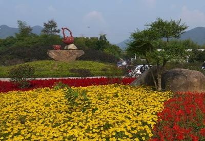 长兴的农家乐位于浙江著名的古生态之乡长兴---水口乡顾渚山风景区,山