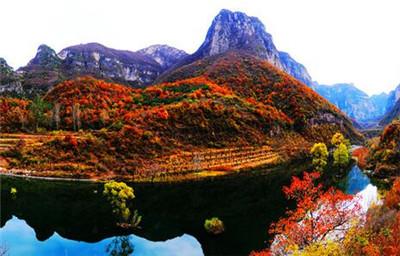 山西壶关太行山大峡谷国家地质公园概况,景点推荐