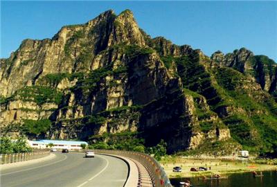北京十渡国家地质公园主要景点及具体位置