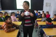 建议开学后教师戴口罩授课是咋回事?附中小学校防控方案全文