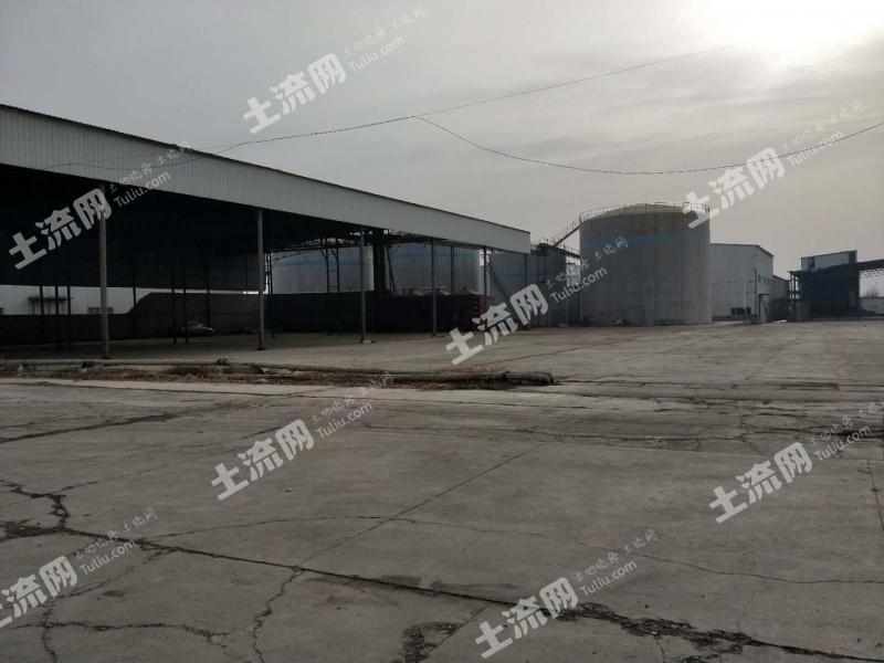 喀什疏勒县 72000平米 厂房 转让