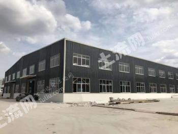 全新滴水十米高钢结构厂房,可分租,可分租,可分