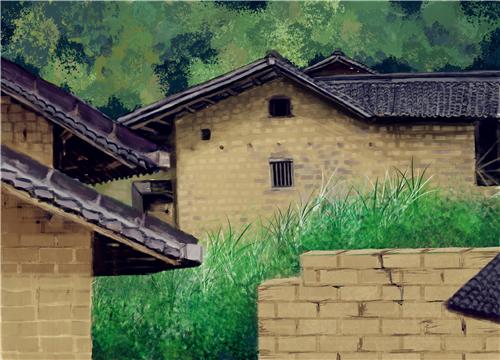 农村-摄图网