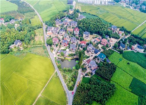农村建房-摄图网