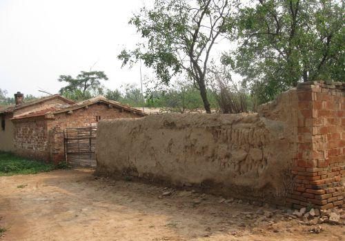 农村常见的砖瓦房