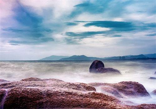 海水的形成