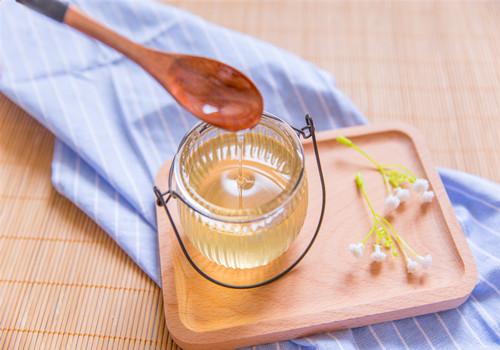 喝蜂蜜水减肥效果最好