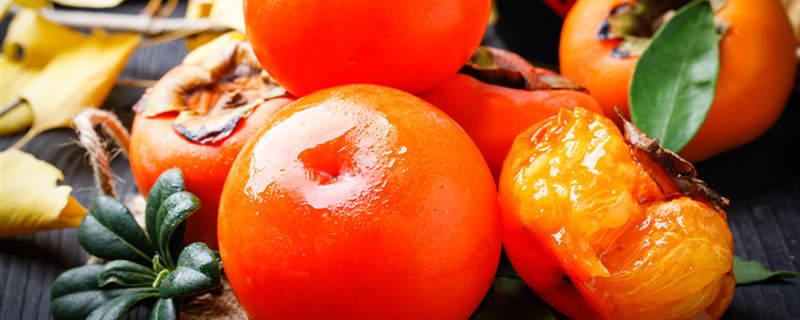 火晶柿子什么时候成熟