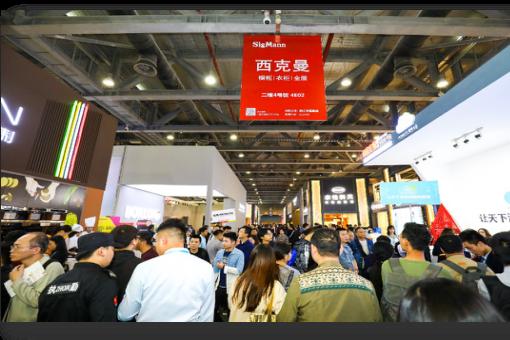 2019杭州定制家居展览会现场