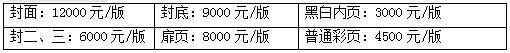 重庆建博会会刊广告费用