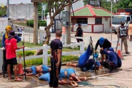泰国一监狱为什么发生暴乱