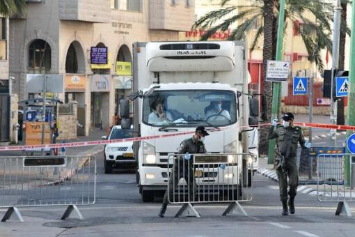 以色列将在全国范围内实施封城