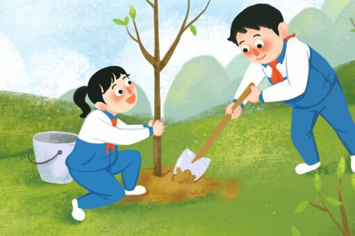 植树节写入法律上热搜  植树节是几月几日
