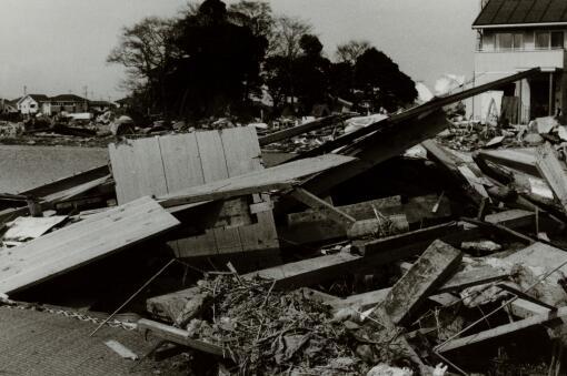 地震——摄图