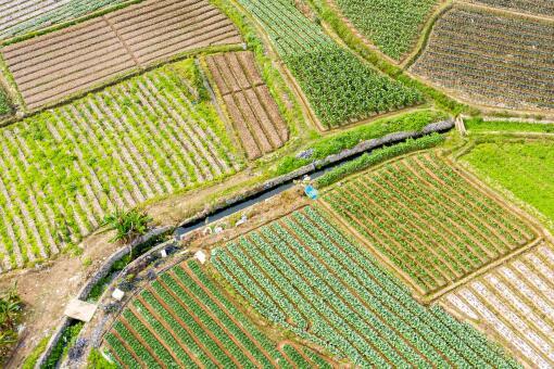 2020年農民能在耕地上建房嗎-攝圖網