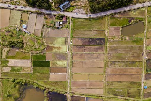 2020年自家耕地上可以建房嗎-攝圖網