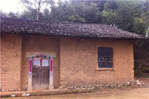 农村房屋-摄图网