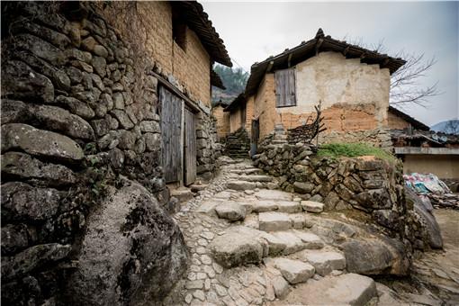 农村房子-摄图网