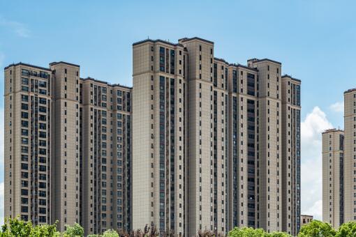 河北唐山加強房地產市場調控-攝圖網