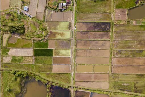 農村土地征收補償是多少錢一畝-攝圖網