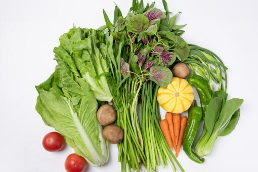 卡路里低的食物排行图片