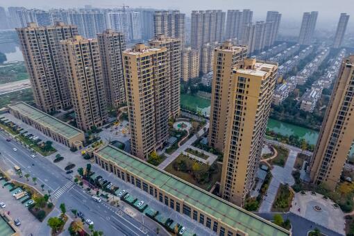 縣城新建住宅最高不超18層-攝圖網