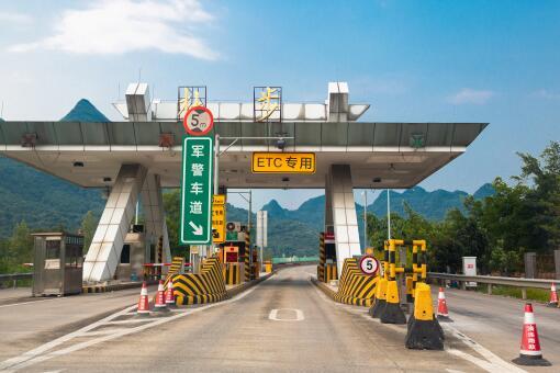 2021年清明節高速公路免費時間段-攝圖網