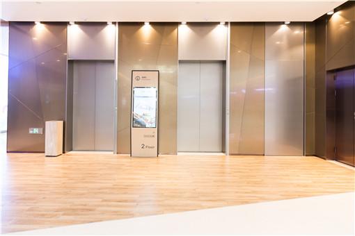 杭州試行電梯公交1元1次-攝圖網