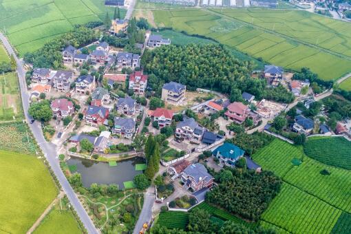 什么是實施鄉村振興的基礎和保障-攝圖網