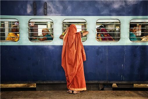 印度人口第一大邦準備實施計劃生育-攝圖網