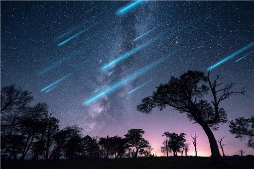 英仙座流星雨2021哪里可以看到-攝圖網