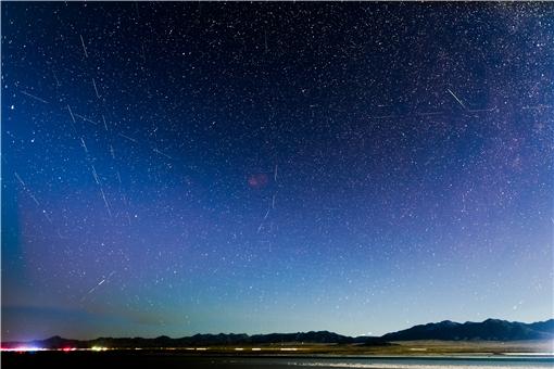 英仙座流星雨2021看點-攝圖網