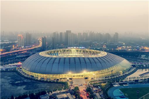 2021全运会开幕式时间-摄图网