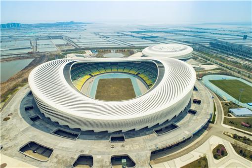 2021全运会开幕式几点开始-摄图网