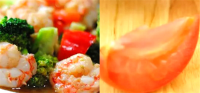 西紅柿(番茄)怎么吃最有營養?和蝦能一起吃嗎?