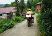 什么外賣可以送到農村?