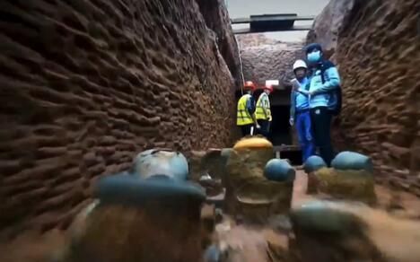 超震撼!成都发现超6000座各朝古墓是怎么回事?现场具体情况是什么