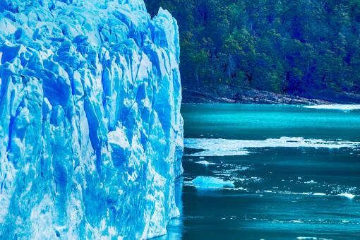 冰川湖形成的原因有哪些-摄图网
