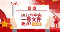一圖讀懂2021年中央一號文件要點!