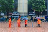 新鄉2小時降雨量超過鄭州!雨量具體有多大?哪里被淹?附詳情!
