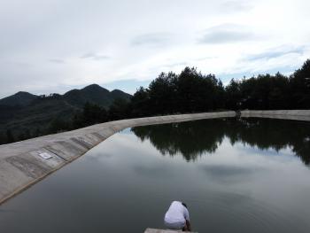 重庆丰都县 200亩 果园鱼塘 转让