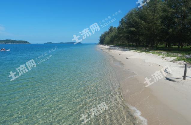 东南亚柬埔寨100000平米转让(3)