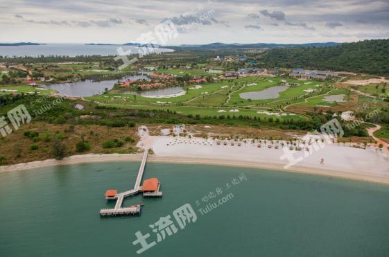 东南亚柬埔寨100000平米转让(4)