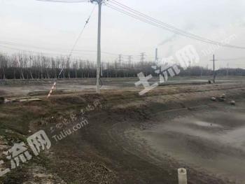 苏州太仓市40亩水产养殖用地转让