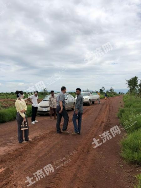 东南亚柬埔寨1500亩转让(3)
